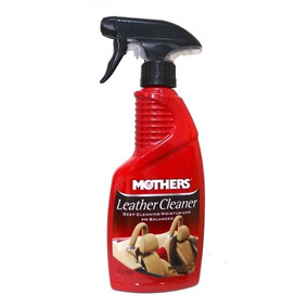 Leather Cleaner - Limpador De Couro Mothers - 355ml