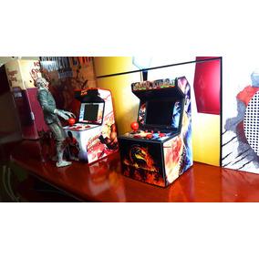 Skin Para Retro Arcade Mini Fliperama Dreamgear 200 & 300
