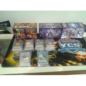 Yugi Oh Mega Lote De Cards Contendo 100 Cartas Originais Tcg