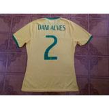 e1d06c38df Camisa Barcelona Daniel Alves no Mercado Livre Brasil