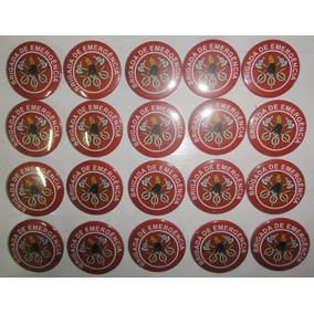 Botton/botons Brigada De Emergência - 20 Unidades 4,5cm Fgbr