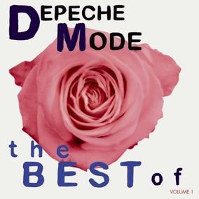 Cd+dvd Depeche Mode The Best Of Vol. 1 Open Music Sy