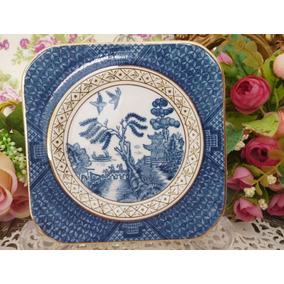 Porcelanas Chá De Anis - Prato, Porcelana Japonesa Nkt