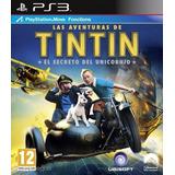 Ps3 Juego Las Aventuras De Tintin Original Fisico #6