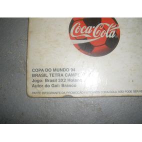 Cards Coca Cola Gol Do Branco