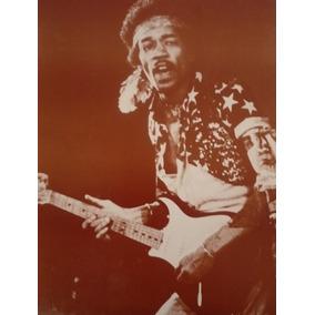 Fotos: Jimmi Hendrix E Janis Joplin