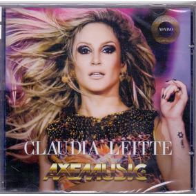 novo cd claudia leitte axemusic