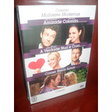 Box Dvd Coleção Mulheres Modernas 3 Discos Original Lacrado
