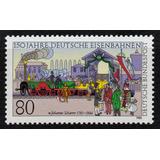 Bundes 1985 Mi 1264** Yv 1096 Mint Trenes Ferrocarriles