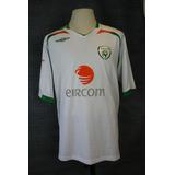Camisa Republica Irlanda Umbro Euro 2007 2009 Austria Suica e94758e16113f