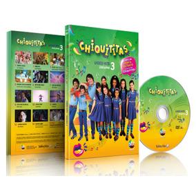 Chiquititas Video Hits Vol. 3 Dvd + Porta Retrato Digipack