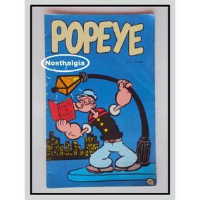 Popeye N.8 - Anos 70 - F(260)