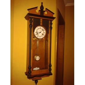 8c31eb5a709 Relogio Antigo Parede Junghans Reliquia - Relógios De Parede Antigos ...
