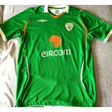 Camisa Irlanda 2006 De Jogo Umbro  15 2e90a26b4e95a