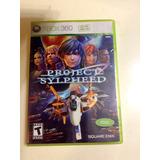 Juego Xbox 360 Project Sylpheed