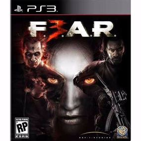 Fear 3 - Ps3 - Física - Usado - Madgames