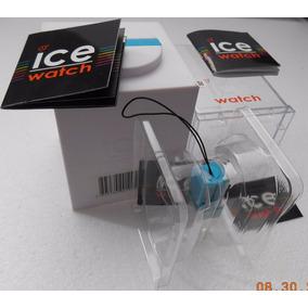Estuche Original P/ Reloj Ice Watch Fotos Reales Bueno