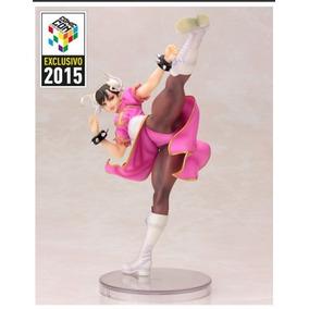 Street Fighter Chun Pink Limited Edition Ccxp Bishoujo Kotob