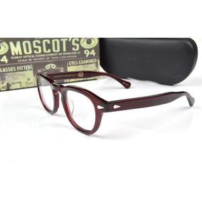 Armação De Óculos Moscot Lemtosh - Óculos no Mercado Livre Brasil 171c8bc948