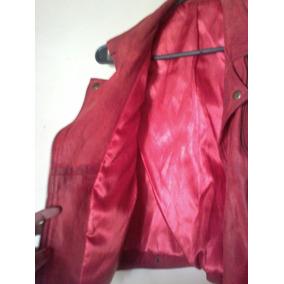 Chalecos De Cuero Para Mujer - Ropa y Accesorios Rojo en Mercado ... cdaf640cb7ee