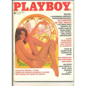 *sll*revista Playboy N. 46 Garotas De São Paulo- Maio 1979