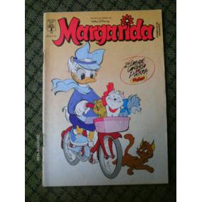 Margarida N.75 - Editora Abril (maio/1989)