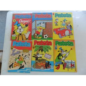 Pateta! Várias! R$ 10,00 Cada! Ed. Abril 1982! Muito Novas!