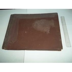 Raro Antigo Livro Sobre Arte Da Tecelagem Provavel Anos 1940