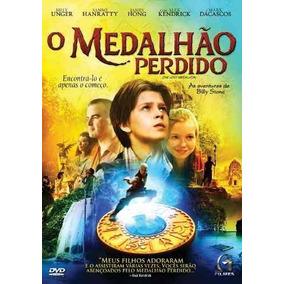 O Medalhão Perdido Dvd Lançamento Graça Filmes