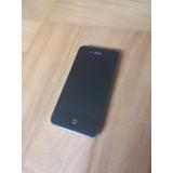 iPhone 4 Preto 8gb Em Bom Estado E Funcionando Perfeitamente