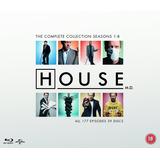 Dr House Boxset Serie La Coleccion Completa Blu-ray