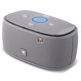 Parlantes Bluetooth One Ev-206gy Gris