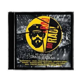 Raul Seixas 25 Anos Sem  cd Original Lacrado De Fabrica  23a90008fe49a