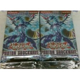 Yu-gi-oh! Photon Shockwave - 24 Booster Pack