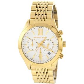 5222f9982337e Relogio Michael Kors Mk5762 Dourado - Relógios De Pulso no Mercado ...
