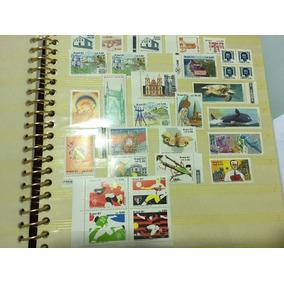 Lote 30 Selos Brasil Ano 1987