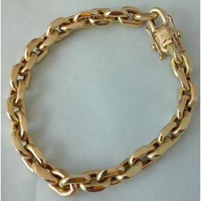 e4b7bf54e7f Pulseira Cartier Em Ouro Modelo Cadeado - Joias e Relógios no ...