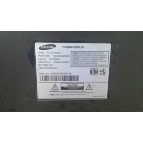 Pantalla Plasma Samsung Pl51d450a2d Para Refacciones