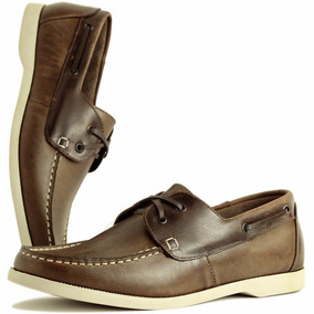 df60084263 Sapato Esportivo Mocassim Di Pollini Masculino Botas - Sapatos no ...