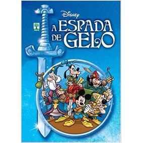 Disney - A Espada De Gelo - Capa Dura