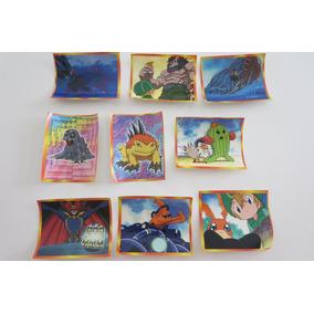 Figurinhas Digimon 29 Unidades