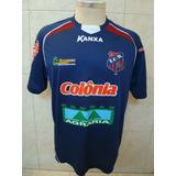 Camisa De Futebol Do Toledo Colônia Work Do Paraná Kanxa #10