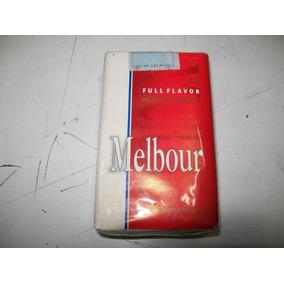 Marquilla Cigarrillos Melbour Full Flavor Para Colección C57