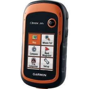 Gps Garmin Etrex 20x - 1 Ano De Garantia Revenda Autorizada