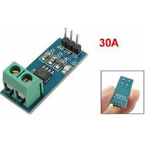 Sensor De Corrente 30 Amperes Para Arduino Acs712