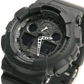 386ee25e2a0 Casio G Shock Ga 100 - Relógio Casio Masculino no Mercado Livre Brasil