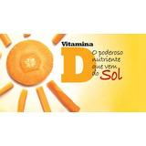 Vitamina D3 20.000ui 120 Cápsulas!!