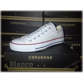 Zapatos Converse Blancos Para Dama