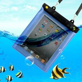 Bolsa Estanque Ipad 1 2 3 Samsung Galaxy Tab Prova D Água
