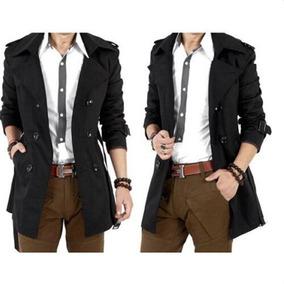 4cf5ff1d7a597 Blazer Negro Para Hombre - Chaquetas y Abrigos Hombre en Mercado ...